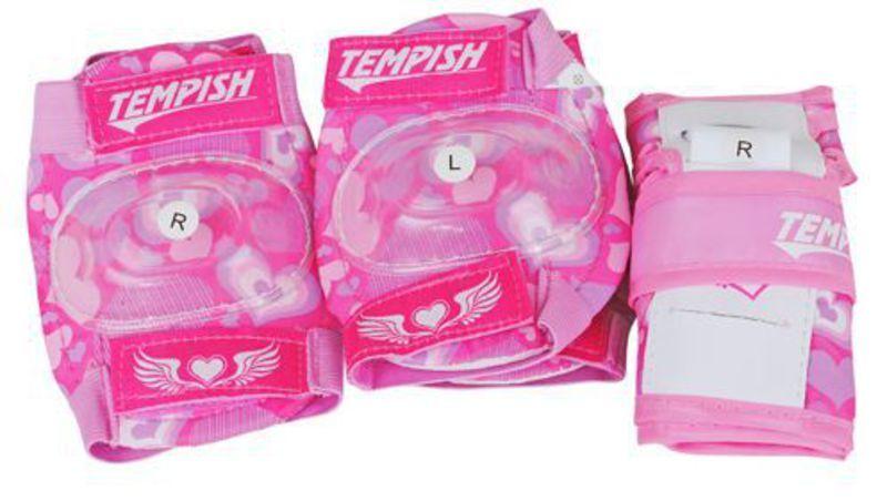 Chrániče Tempish Meex Pink