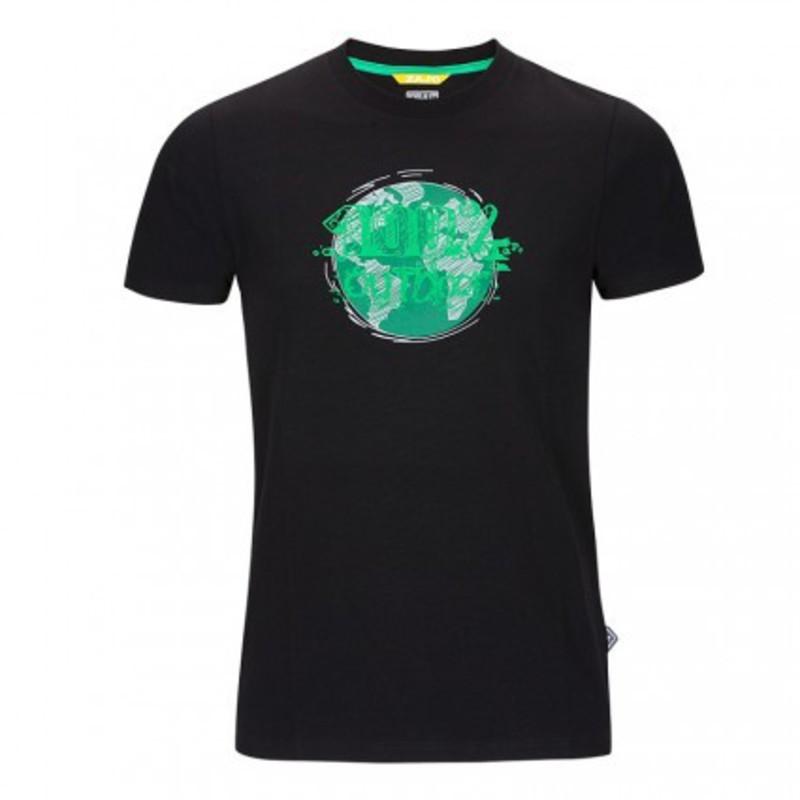 Tričko Zajo Bormio T-shirt Black