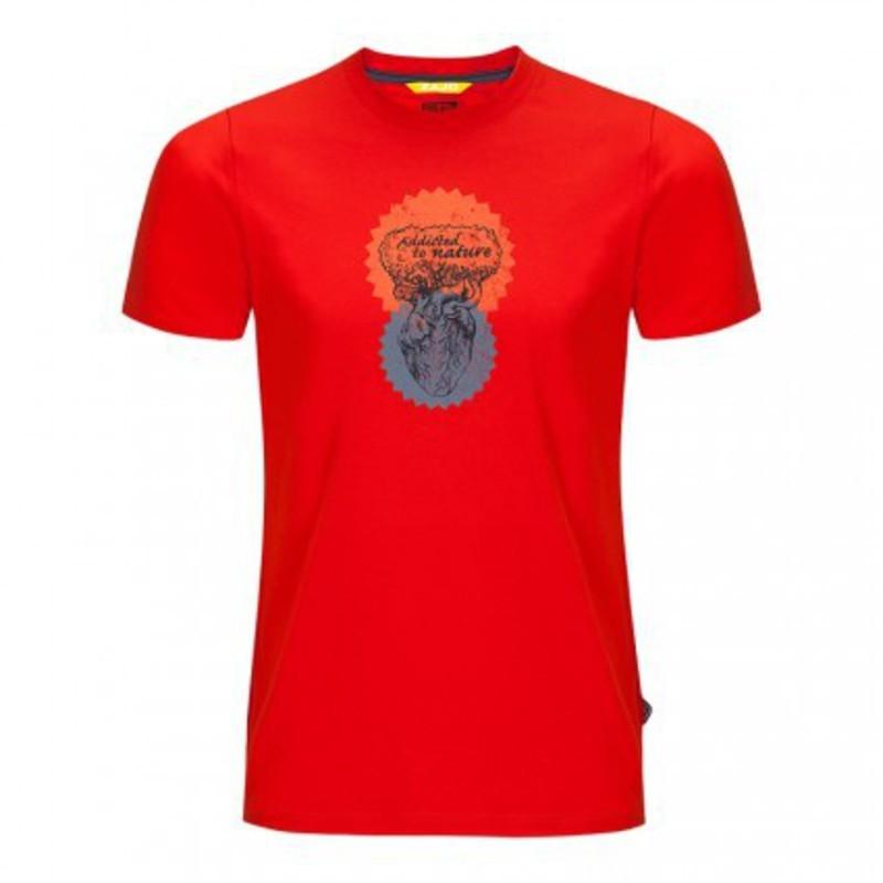 Tričko Zajo Bormio T-shirt Lava