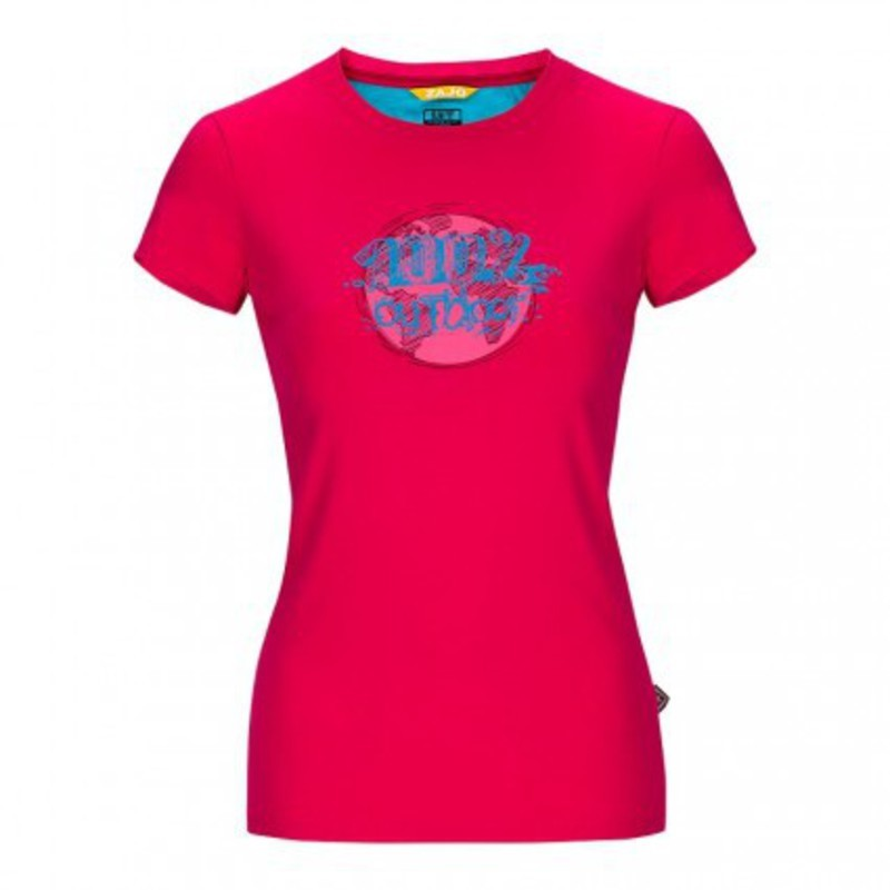 Tričko Zajo Corrine Lady T-shirt Barberry
