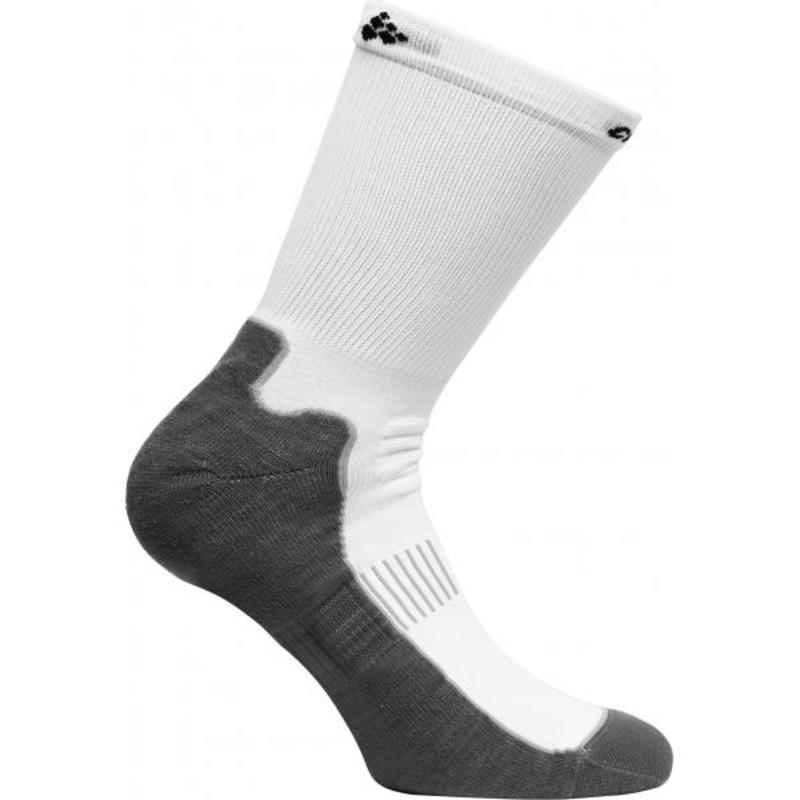 Ponožky CRAFT Active Basic 2-p 1900847-2900 - biela