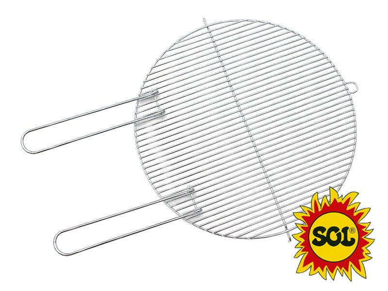 Rošt SOL grilovacie kruhový 43cm 70.430R