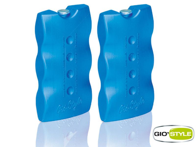 Gelová chladiaci vložka Gio Style 2x400ml