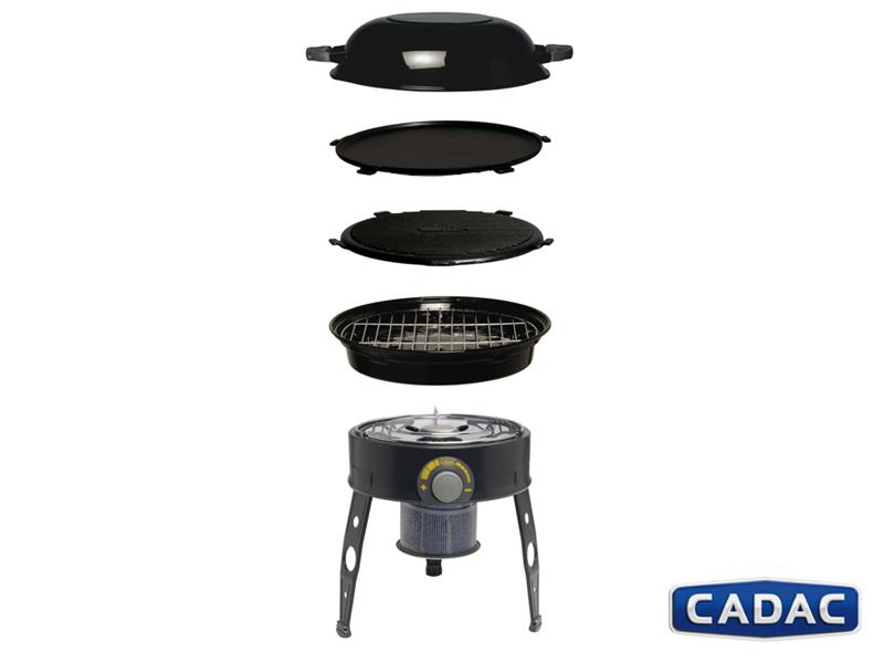 Gril CADAC SAFARI CHEF HP 6544F-EU