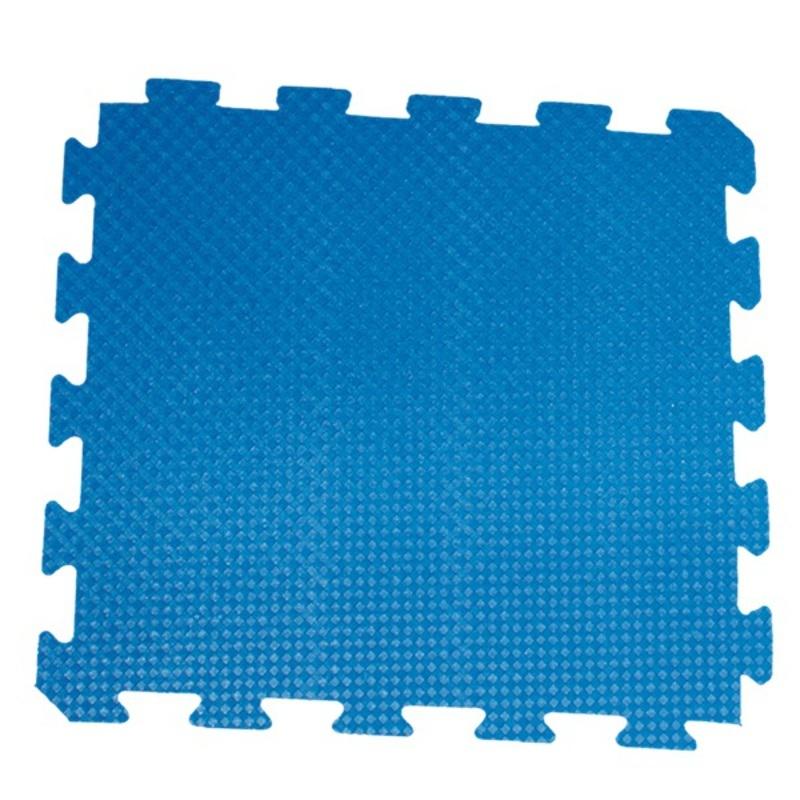Podložka Yate Fitness Homefloor 50x50x1,5cm modrá