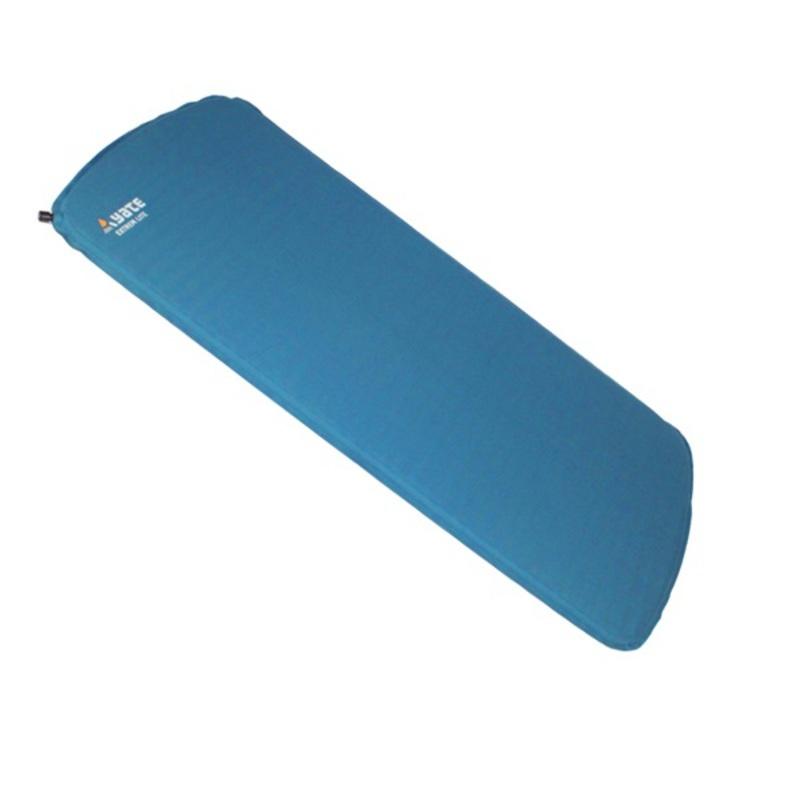 Karimatka YATE EXTREM LITE KS modrá/ sivá 122x51x2,5 cm