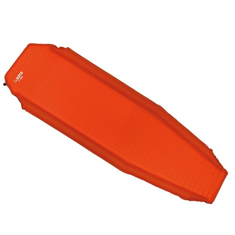 Karimatka YATE X-TUBE oranž / sivá 183x58x3.8 cm