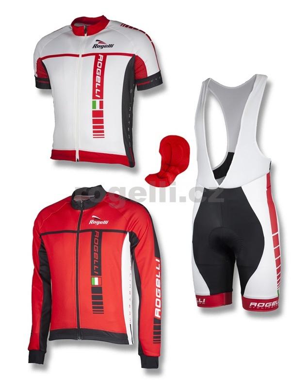 Letná cyklistické oblečenie Rogelli UMBRIA 715.044