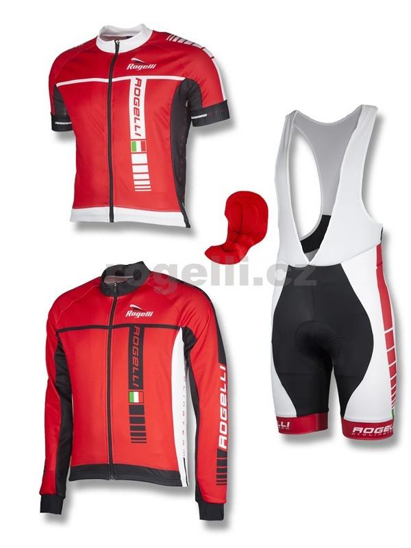 Letná cyklistické oblečenie Rogelli UMBRIA 715.043