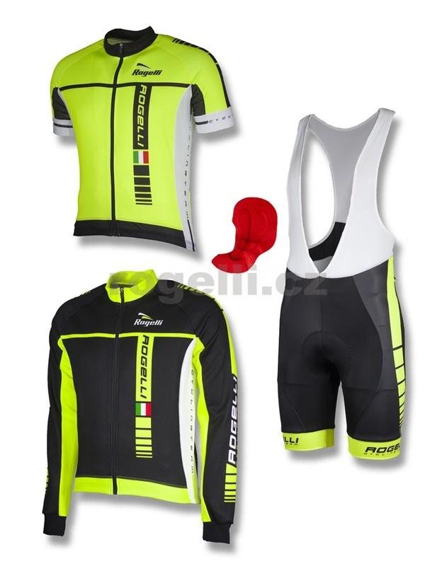 Letná cyklistické oblečenie Rogelli UMBRIA 715.042