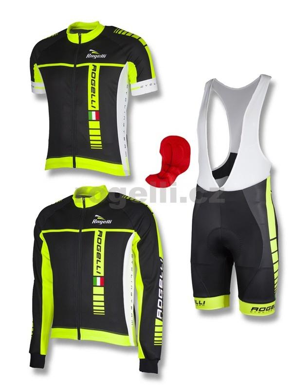 Letná cyklistické oblečenie Rogelli UMBRIA 715.041
