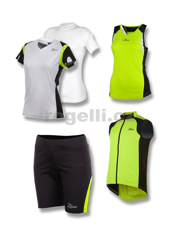 Dámske funkčnou oblečenie Rogelli EABEL 715.038