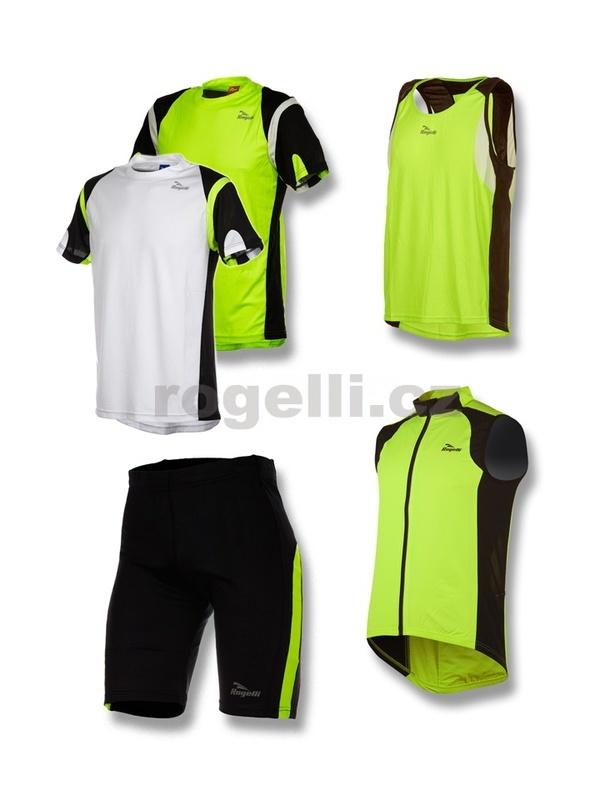 Funkčný bežecké oblečenie Rogelli DUTTON 715.034