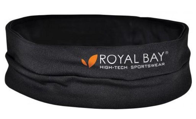 Bežecký pás ROYAL BAY® Flip Belt Black 9999