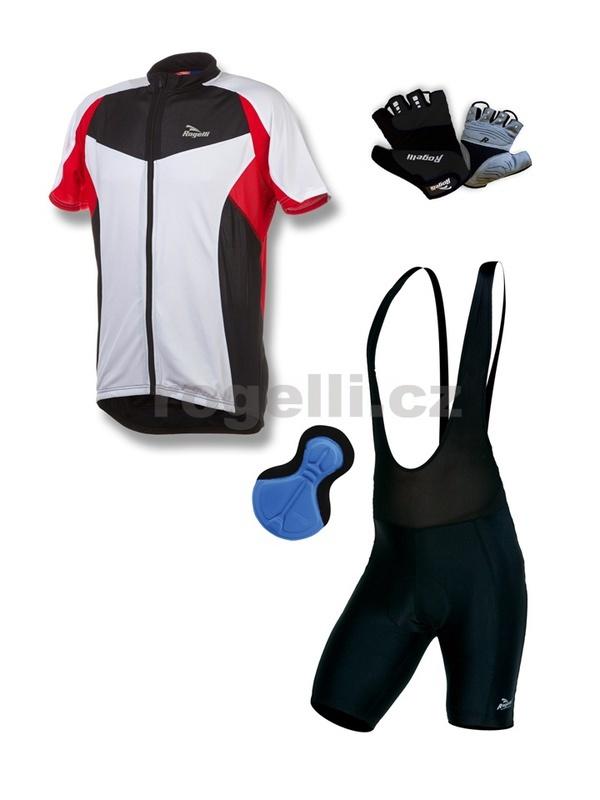 Cyklo oblečenie Rogelli RANCO SUMMER 715.030