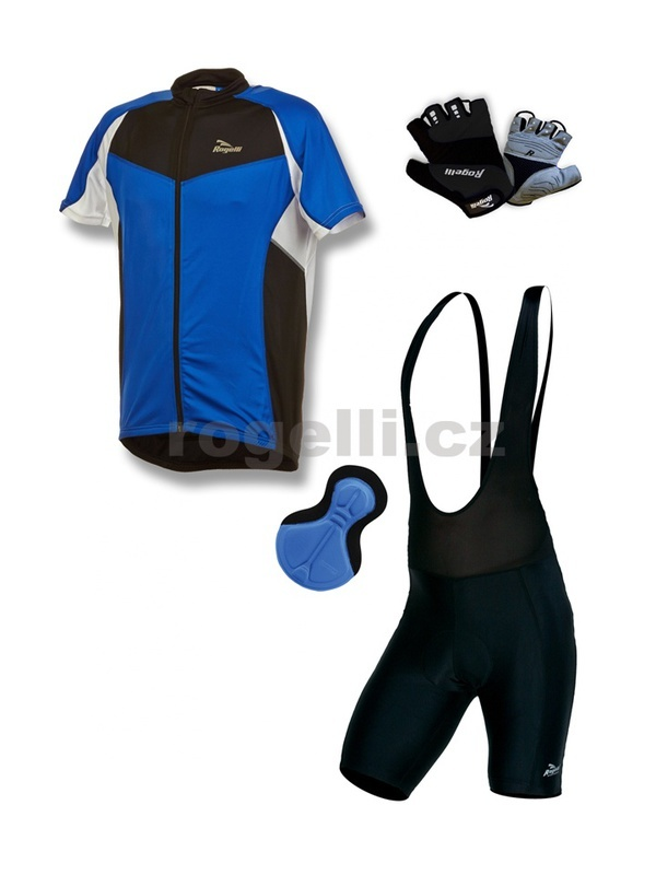 Cyklo oblečenie Rogelli RANCO SUMMER 715.027