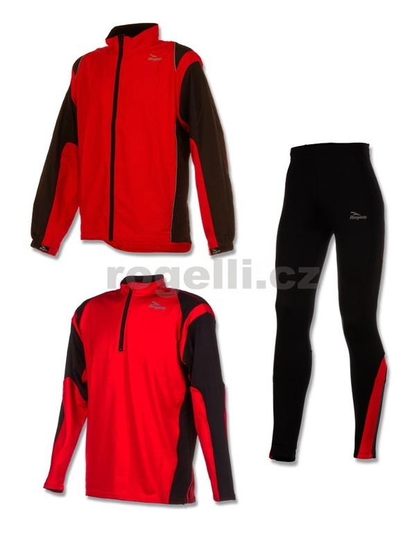 Funkčný bežecké oblečenie Rogelli D-MEN 713.023