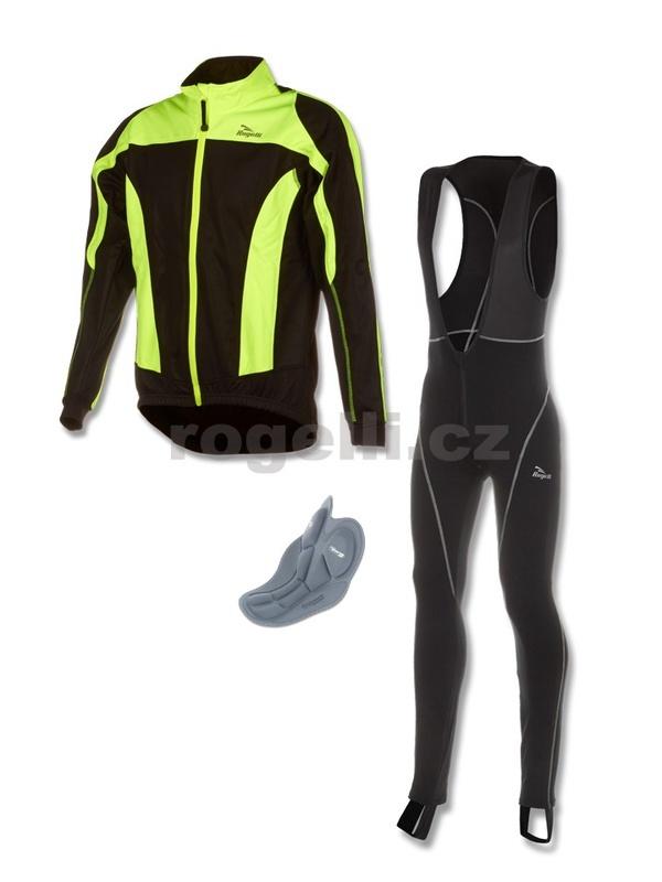 Funkčný cyklistické oblečenie Rogelli UZZANO 714.005