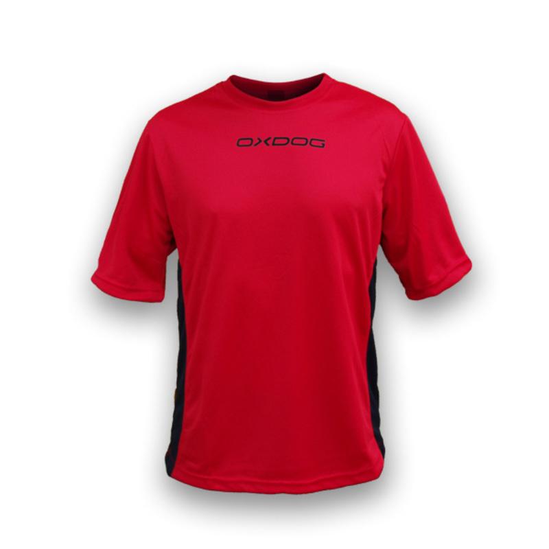 Dres Oxdog MOOD SHIRT red/black