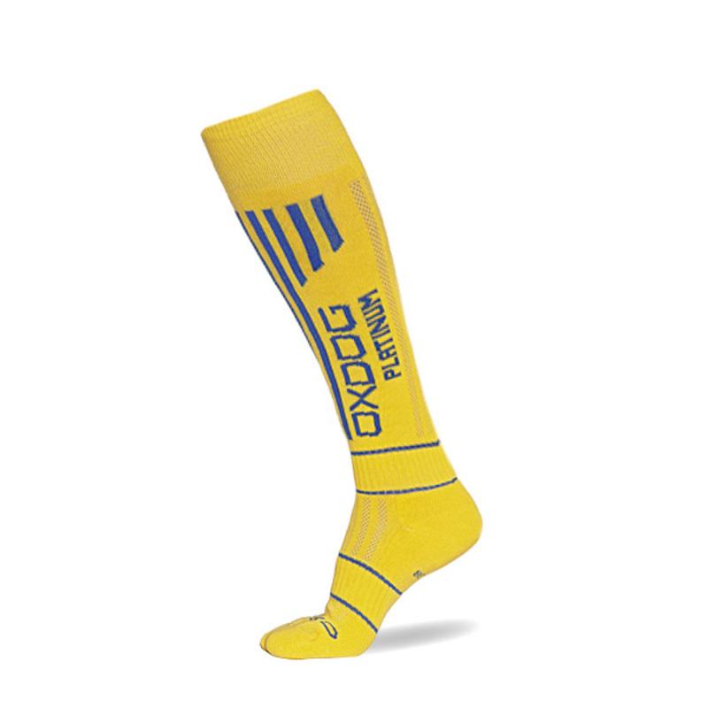 Ponožky Oxdog AURA LONG SOCKS yellow