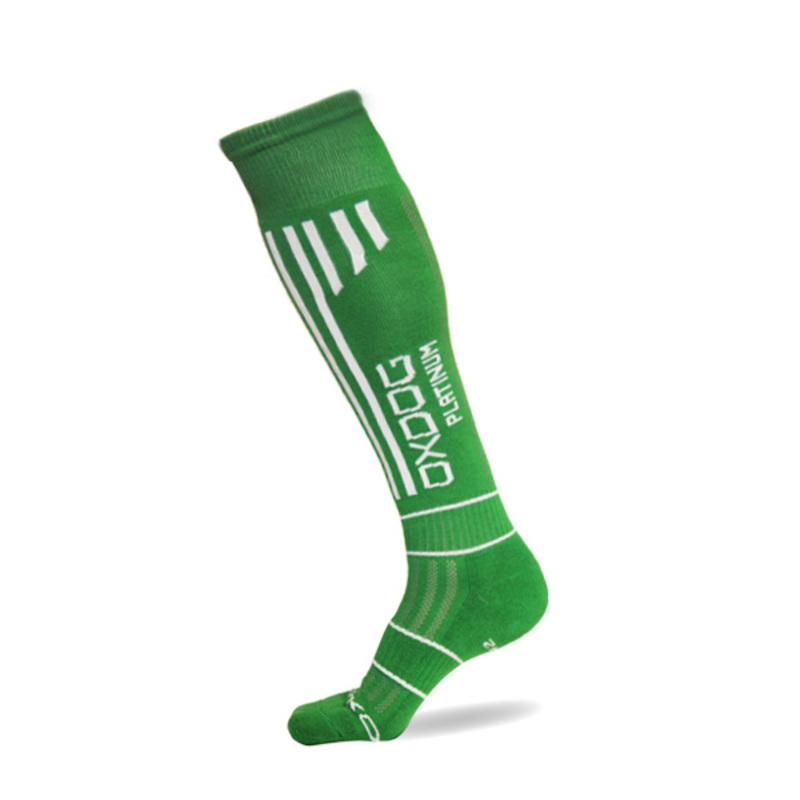 Ponožky Oxdog AURA LONG SOCKS green