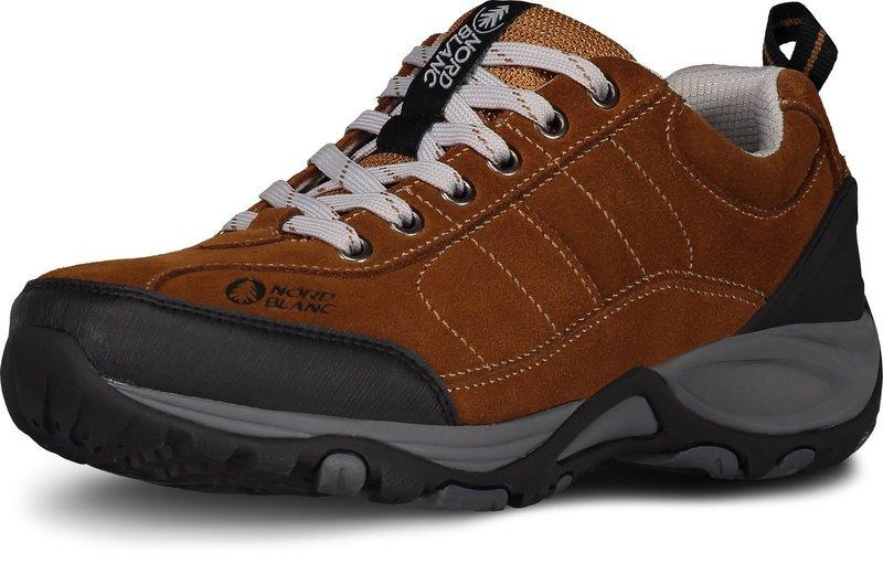 Pánske kožené outdoorové topánky NORDBLANC Main NBLC82 ZHN 44