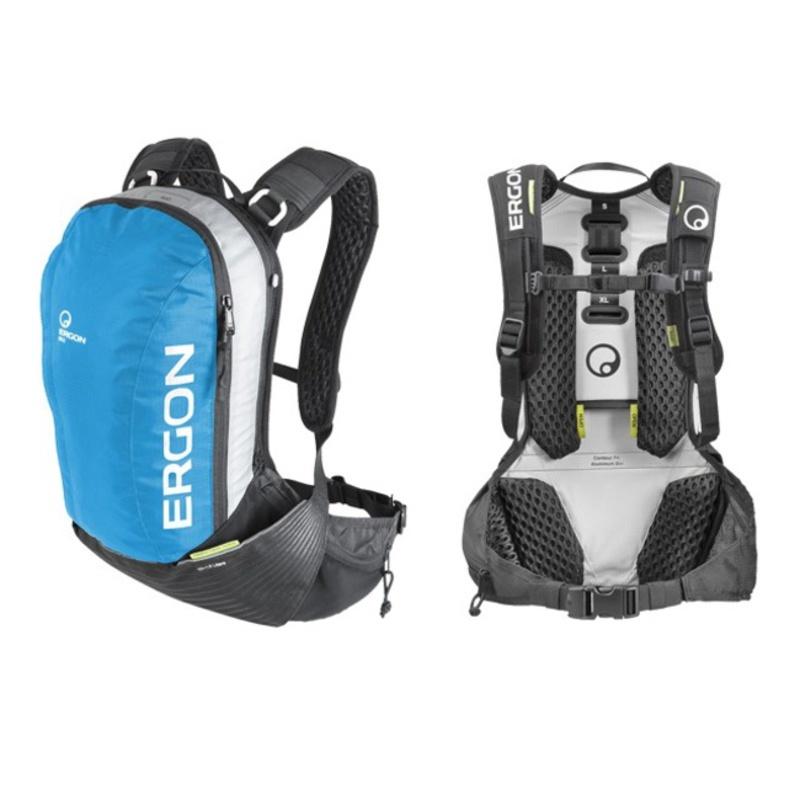 Batoh Ergon BX2 modrá / sivá - S