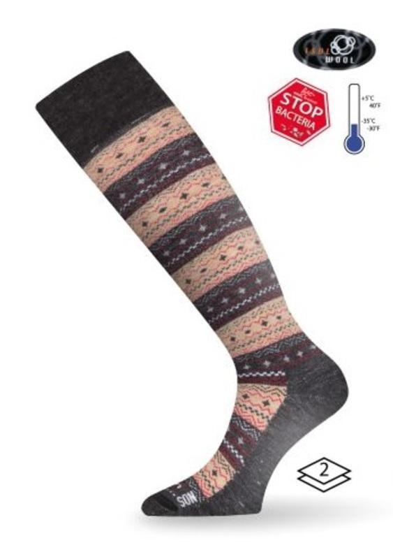 Ponožky Lasting SON-781