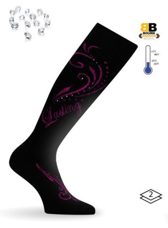 Ponožky Lasting STAS-904
