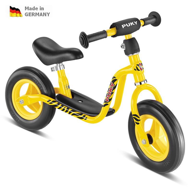 Odrážadlo PUKY Learner Bike Medium LR M žltá 4054