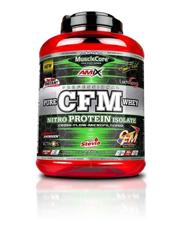 Amix CFM ® Nitro Protein Isolate - 1000g