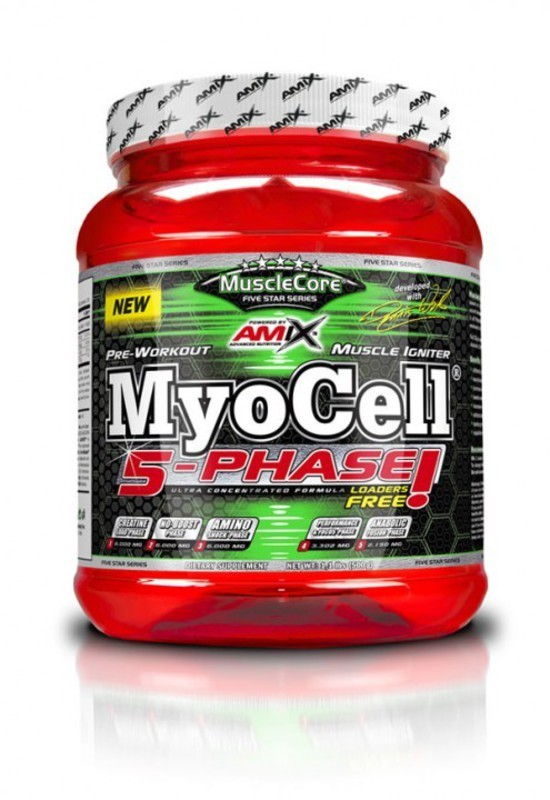 Amix MyoCell® 5 Phase