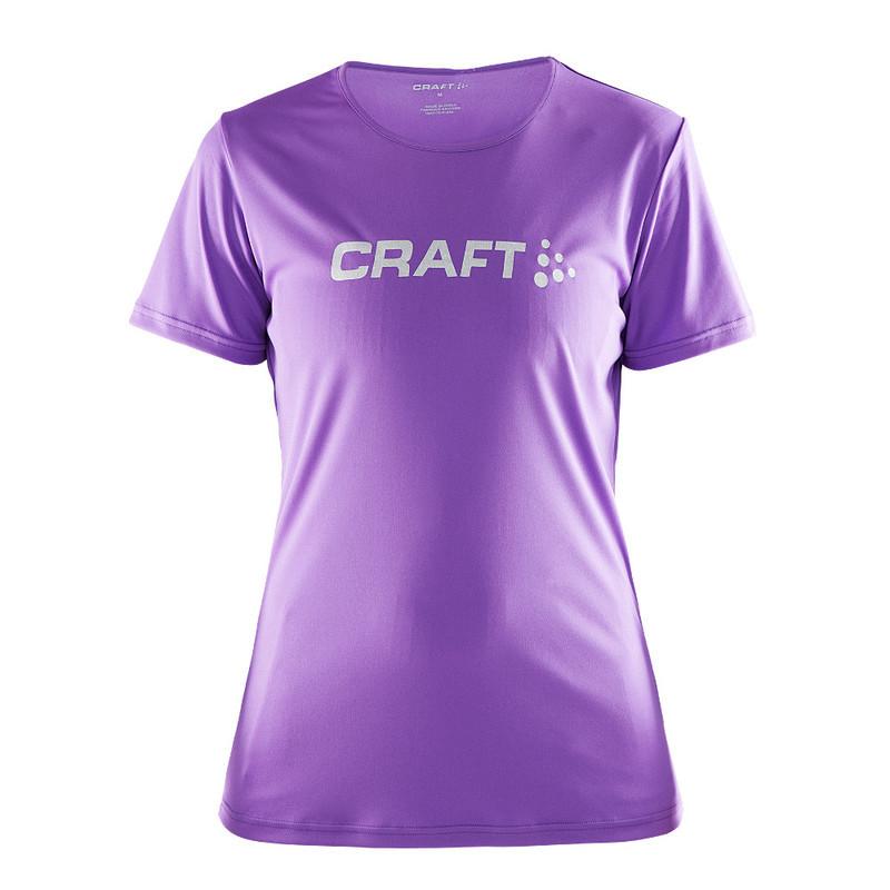 Tričko CRAFT Prime Logo 1903175-1495 - fialová