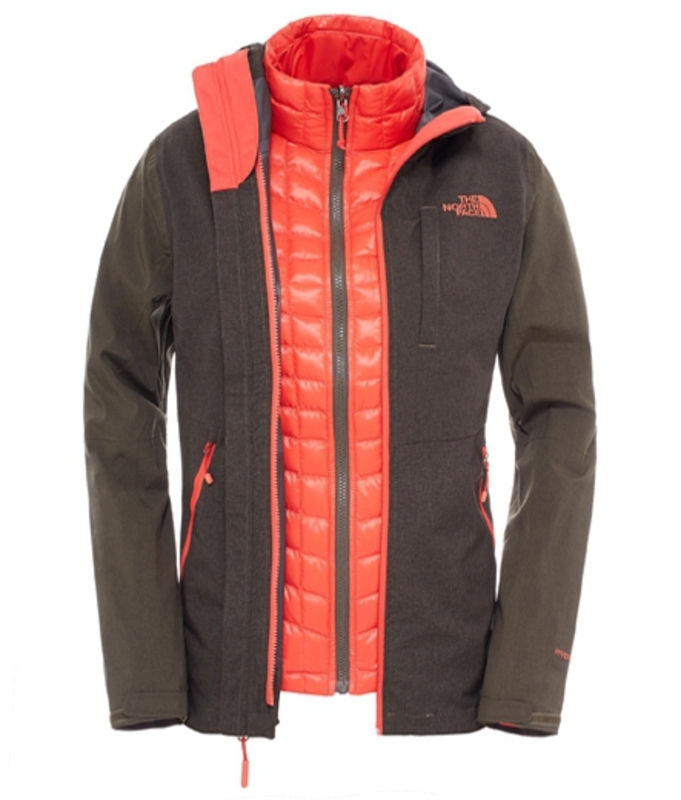 Bunda The North Face W THERMOBALL TRICLIMATE JACKET CUC8F4A