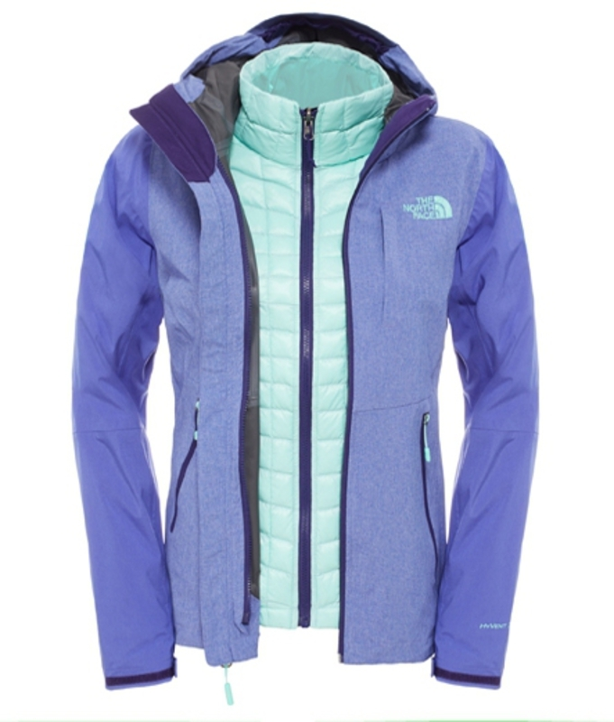 Bunda The North Face W THERMOBALL TRICLIMATE JACKET CUC8CSL