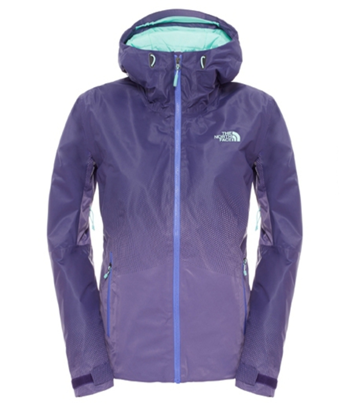 Bunda The North Face W FUSEFORM DOT MATRIX INSULATED JACKET CLD5BVN