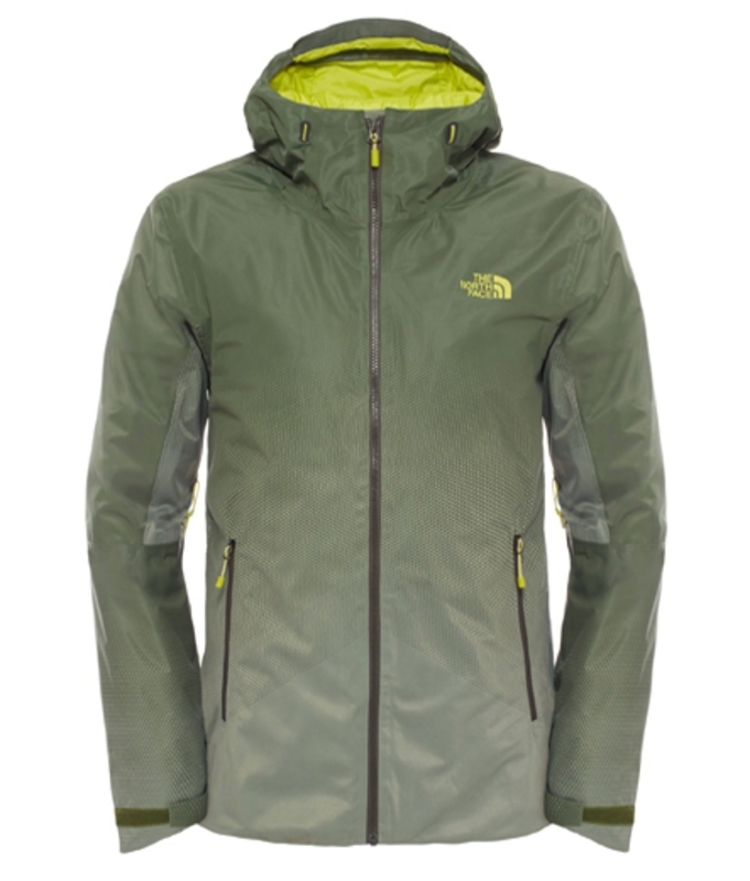 Bunda The North Face M FUSEFORM DOT MATRIX INSULATED JACKET CKY1BYZ