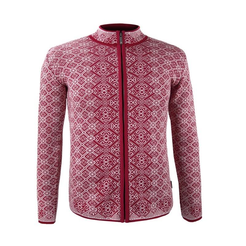 Dámsky sveter Kama 5003 114 ružový