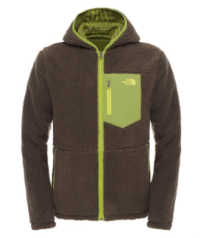 Sveter The North Face M REVERSIBLE BRANTLEY HOODIE CYF3CHE XL