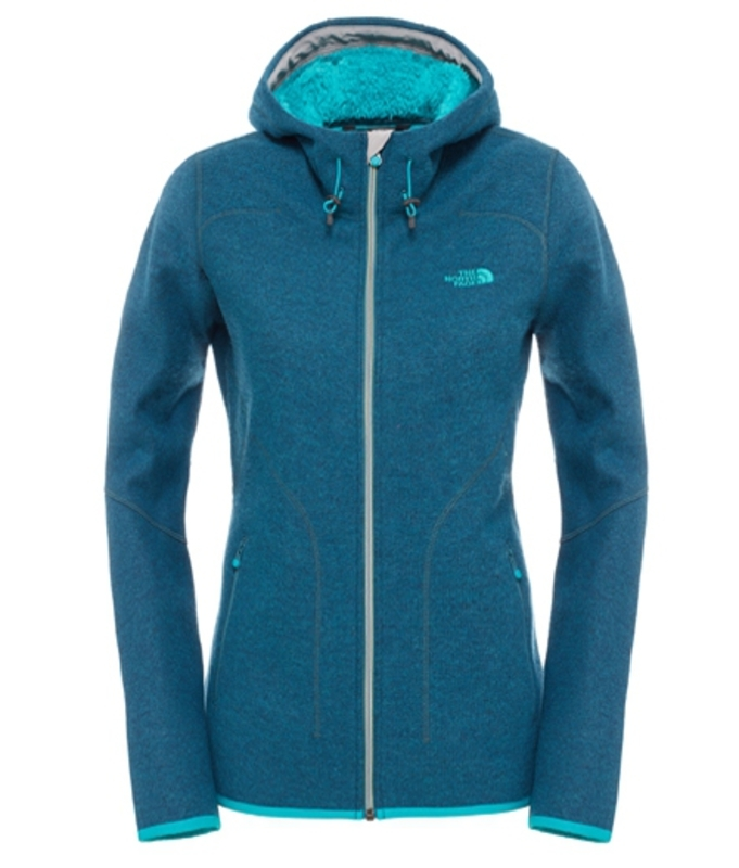 Mikina The North Face W ZERMATT FULL ZIP HOODIE CG07H0Q
