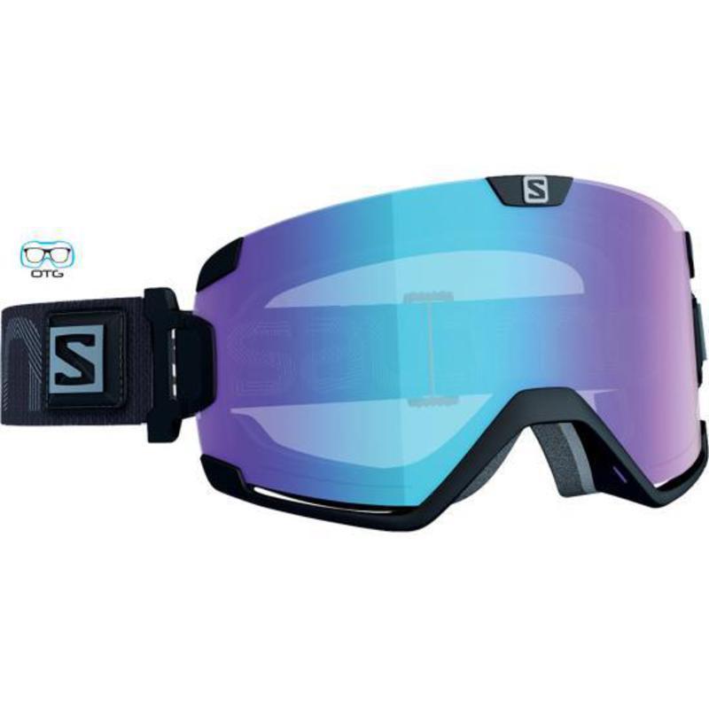 Lyžiarske okuliare Salomon COSMIC AFS OTG Photochromic/All Weather Blue 377874