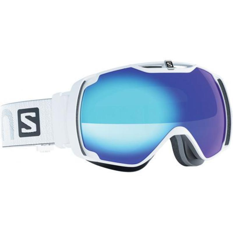 Lyžiarske okuliare Salomon XTEND White/Univ. Mid Blue 377770