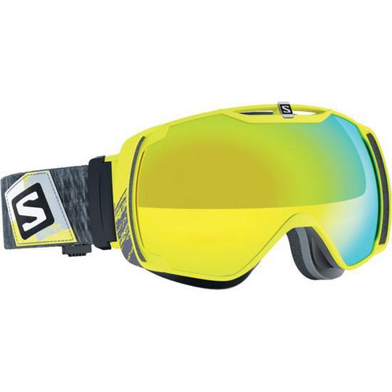 Lyžiarske okuliare Salomon XTEND Yellow/Solar Yellow 377775