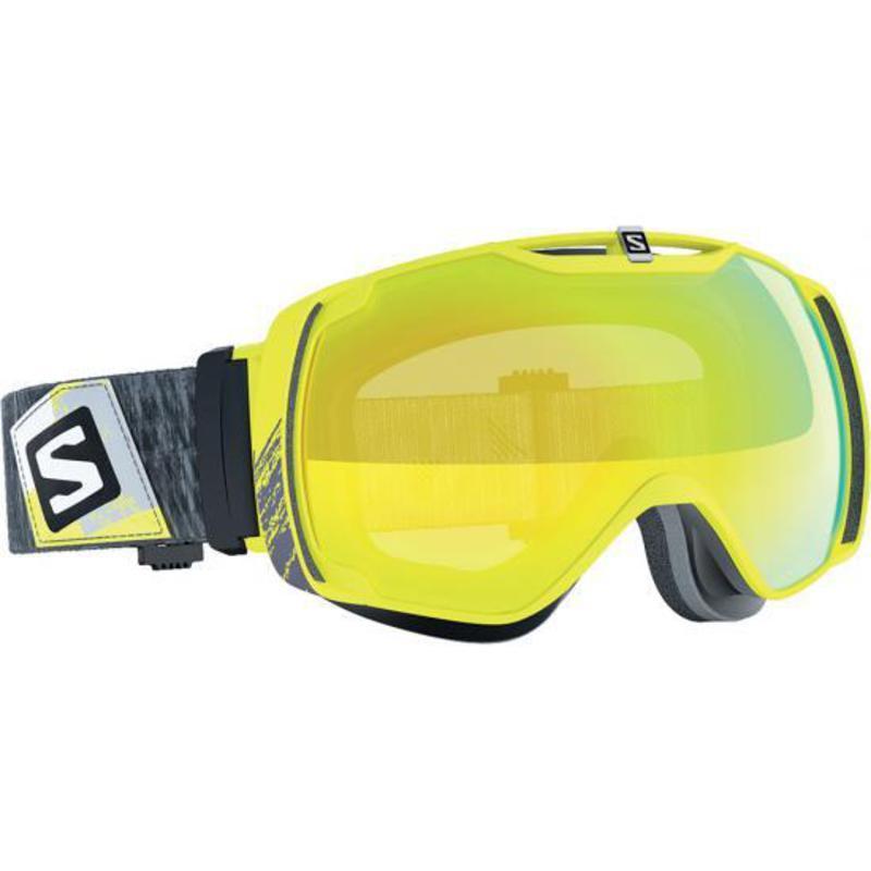 Lyžiarske okuliare Salomon XTEND Yellow/Light Yellow 377894