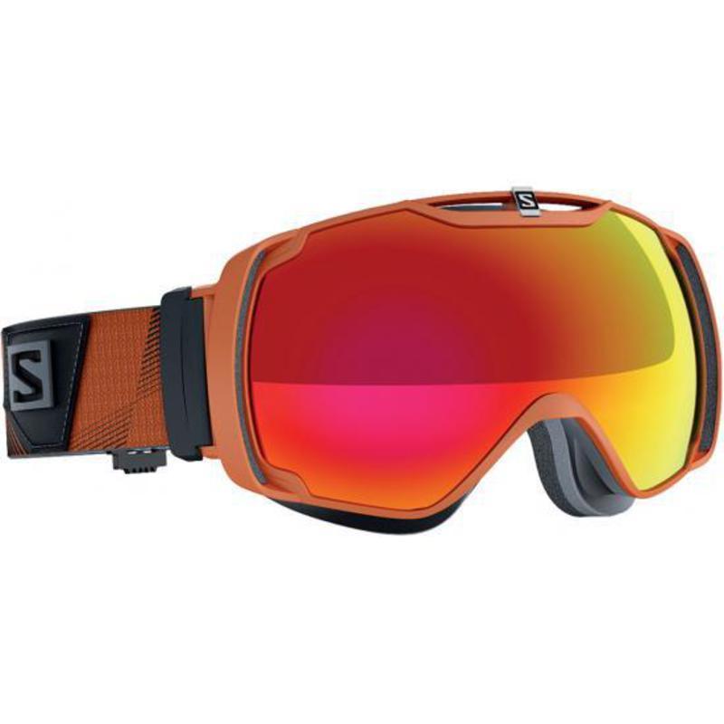 Lyžiarske okuliare Salomon XTEND Orange/Solar Red 377773