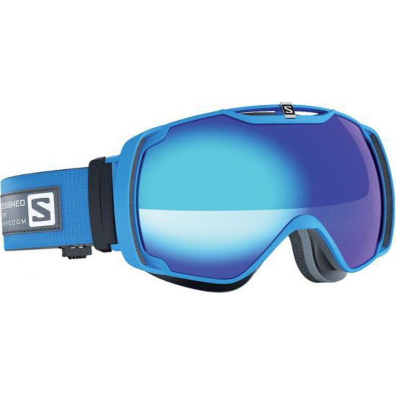 Lyžiarske okuliare Salomon XTEND Blue/Solar Blue 377771
