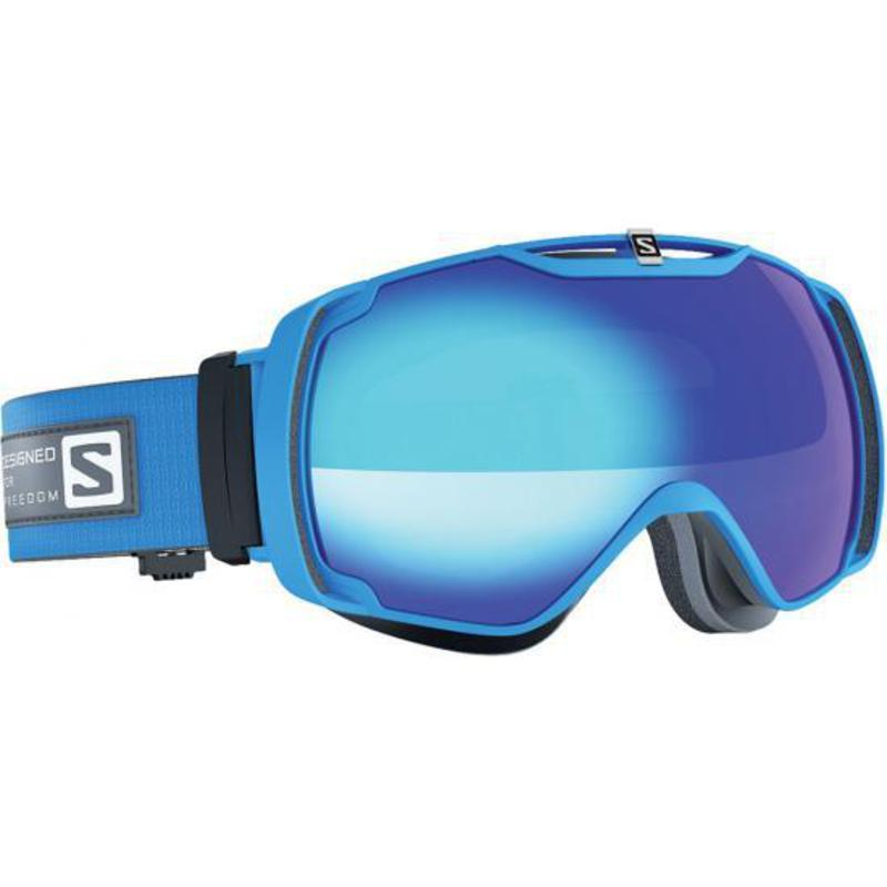 Lyžiarske okuliare Salomon XTEND Blue/Univ. Mid Blue 377772