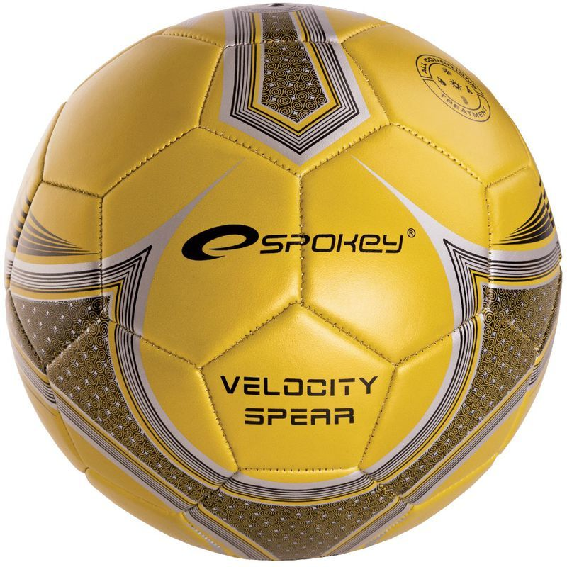 Futbalový lopta Spokey VELOCITY SPEAR zlatý č.5