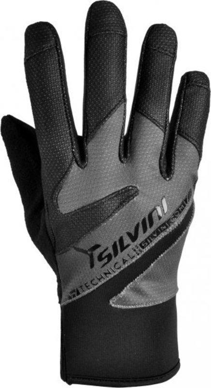Pánske rukavice Silvini Serra UA520M black