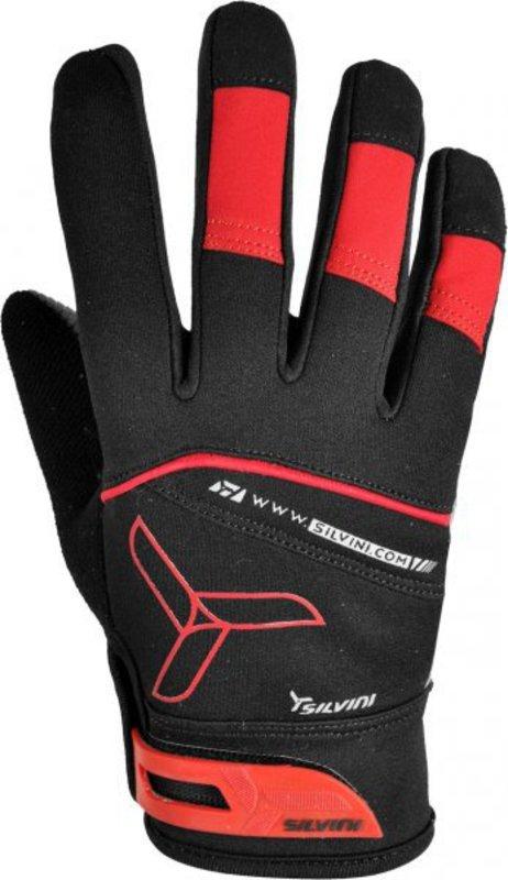Dámske rukavice Silvini Parco UA519W red